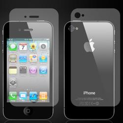 Imagem de Película para iPhone 4 e 4S Frente e Verso - Transparente