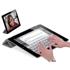 Imagem de Smart Cover para iPad 2, 3 e 4 de Poliuretano - Multilaser   Cinza