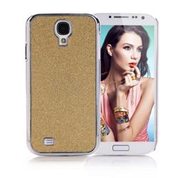 Imagem de Capa para Galaxy S4 i9500 com Glitter - Dourado
