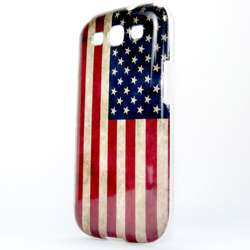 Imagem de Capa para Galaxy S3 i9300 de TPU - USA
