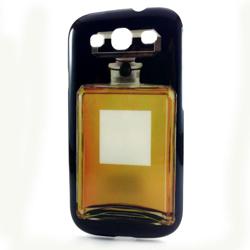 Imagem de Capa para Galaxy S3 i9300 de TPU - Perfume