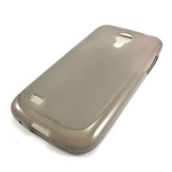 Imagem de Capa para Galaxy S4 Mini i9190 de TPU - Preto Transparente