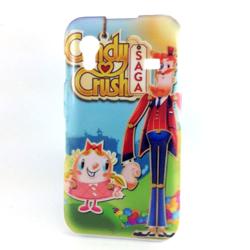Imagem de Capa para Galaxy Ace S5830 de Plástico - Candy Crush