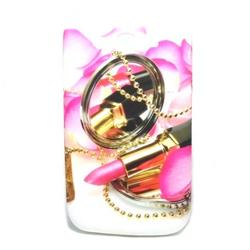 Imagem de Capa para Galaxy Gran Duos i9082 de TPU - Batom Pink
