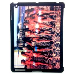 Imagem de Capa para iPad 2, 3 e 4 com Efeito 3D compatível com Smart Cover - Mulheres 1