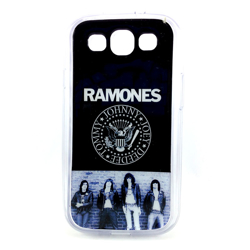 Imagem de Capa para Galaxy S3 i9300 de TPU - Ramones