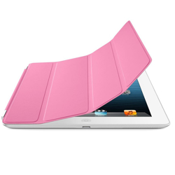 Imagem de Smart Cover de Poliuretano para iPad Air 1 e Air 2 - Rosa