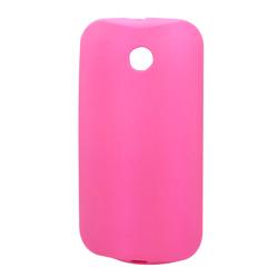 Imagem de Capa para Moto E de TPU - Rosa Pink