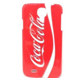 Imagem de Capa para Galaxy S4 i9500 de Plástico - Coca Cola
