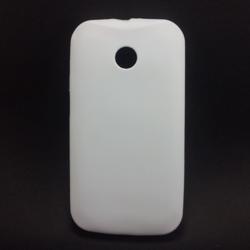Imagem de Capa para Moto E de TPU - Branco