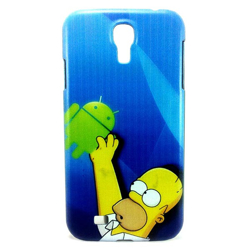 Imagem de Capa para Galaxy S4 i9500 de Plástico - Homer