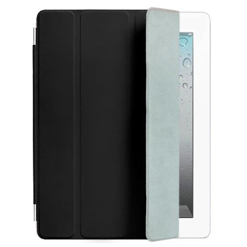 Imagem de Smart Cover de Poliuretano para iPad Air 1 e Air 2 - Preta