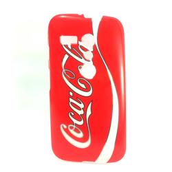 Imagem de Capa para Moto G de TPU - Coca Cola