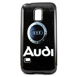 Imagem de Capa para Galaxy S5 Mini G800 de TPU com Plástico - Audi