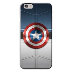 Imagem de Capa para Celular - The Avengers | Escudo Capitão América 1