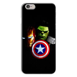 Imagem de Capa para Celular - The Avengers | Os Vingadores 1