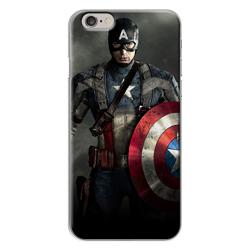 Imagem de Capa para Celular - The Avengers | Capitao América 1