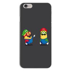 Imagem de Capa para Celular - Minions Mario e Luigi