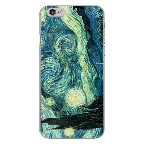 Imagem de Capa para Celular - Arte | Van Gogh - A Noite Estrelada