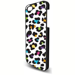 Imagem de Capa para iPhone 5 e 5S de Plástico - Animal Print