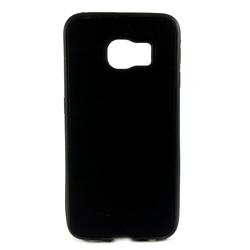Imagem de Capa para Galaxy S6 Edge G925 de TPU Anti Shock - Preto Fosco