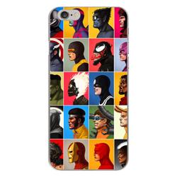 Imagem de Capa para Celular - Heróis e Vilões