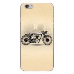Imagem de Capa para Celular - Motocicleta | Moto Retrô