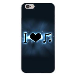 Imagem de Capa para Celular - Música | I Love Music 1