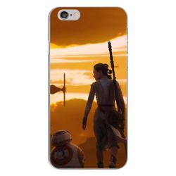 Imagem de Capa para Celular - Star Wars | Rey e BB8