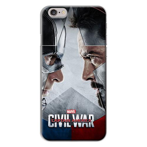 Imagem de Capa para Celular - Capitão América Guerra Civil 1