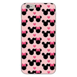 Imagem de Capa para Celular - Minnie e Mickey | Love