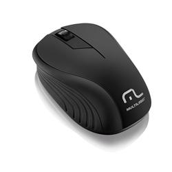 Imagem de Mouse Sem Fio USB 2.4GhZ - Multilaser