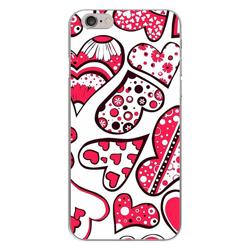 Imagem de Capa para Celular - Corações Rosas