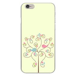 Imagem de Capa para Celular - Passarinhos na Árvore