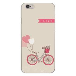 Imagem de Capa para Celular - Bicicleta | Love