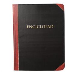 Imagem de Capa para iPad 2, 3 e 4 de Couro Sintético - Enciclopad
