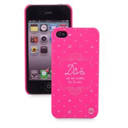 Imagem de Capa para iPhone 4 e 4S de Plástico - Diva