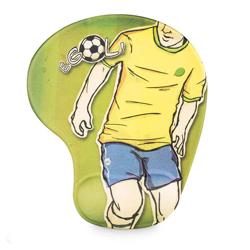 Imagem de Mouse Pad Gel - É Gol