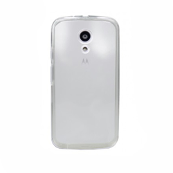 Imagem de Capa para Moto G de TPU - Transparente
