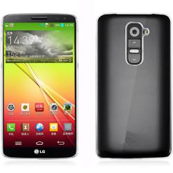 Imagem de Capa para LG G2 de TPU - Transparente