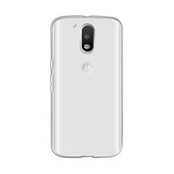 Imagem de Capa para Moto G4 Play de TPU - Transparente