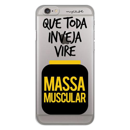 Imagem de Capa para Celular - Que toda inveja vire massa muscular.