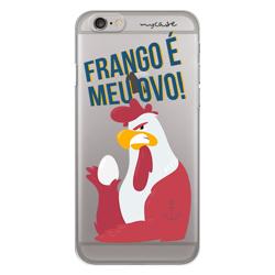 Imagem de Capa para Celular - Frango é meu ovo!