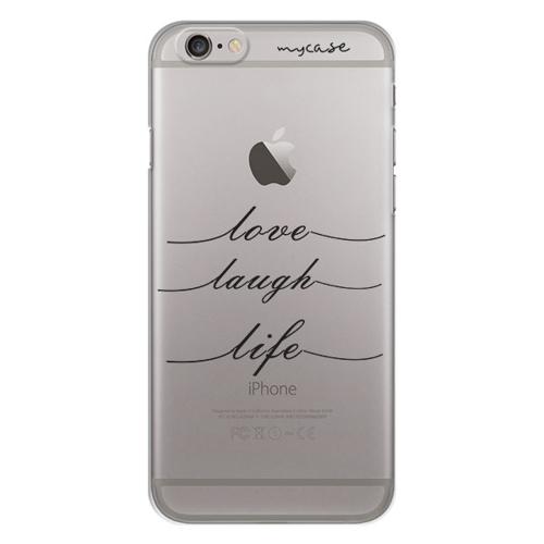 Imagem de Capa para Celular - Love, Laugh, Life