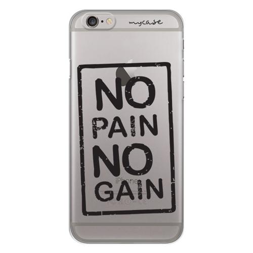 Imagem de Capa para Celular - No pain no gain