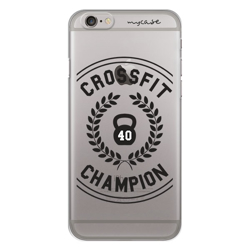 Imagem de Capa para Celular - Crossfit champion