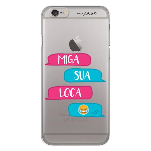 Imagem de Capa para Celular - Miga Sua Loca