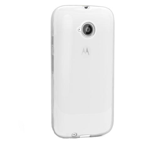 Imagem de Capa para Moto E2 de TPU - Transparente
