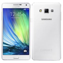 Imagem de Capa para Galaxy A7 de TPU - Transparente