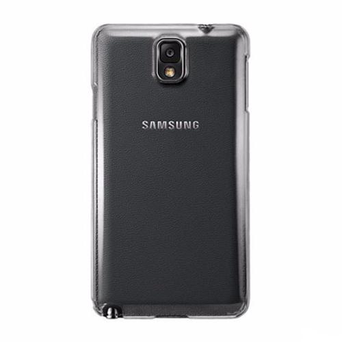 Imagem de Capa para Galaxy Note 4 de TPU - Transparente